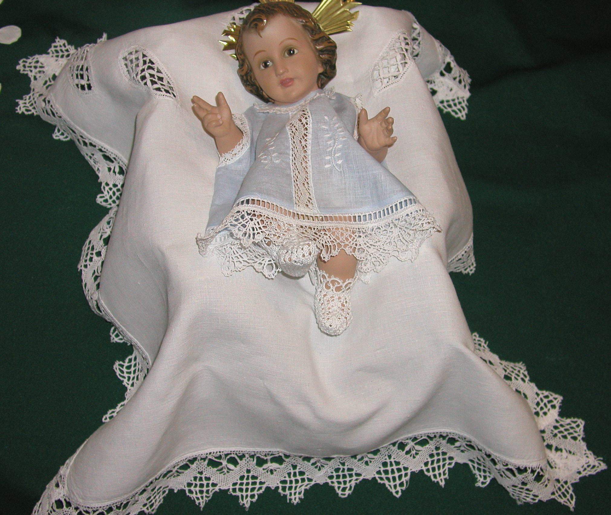 Baby Jesus Apparel